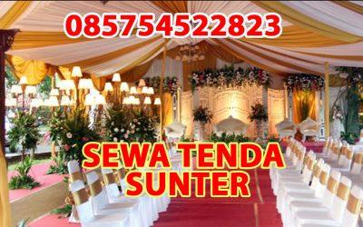 Sewa Tenda Sunter